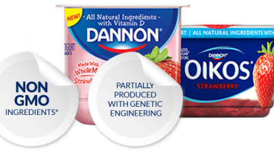 Dannon's Non-GMO Commitment Garners 'Unfounded Accusations' from Farm Groups