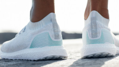 adidas, Parley Unveil First Performance Apparel, Footwear Made from Ocean Plastic