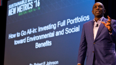Accurately Measuring Impacts of Sustainability Investments Needed Now More Than Ever