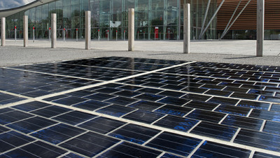 Solar Roadways Will Soon Drive Energy Production on Four Continents