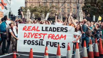 Cross-Party Group of MPs Launches Campaign to Divest Pension Funds from Fossil Fuels
