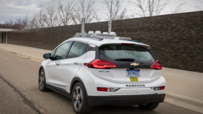 GM Exceeds Landfill-Free Goal, Starts Testing Autonomous Vehicles