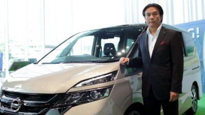 Building a Society of Sustainable Mobility: Nissan SVP and CSO Hitoshi Kawaguchi