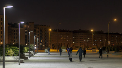 Philips Gives Madrid's Entire City Lighting Infrastructure an Energy-Efficient Overhaul