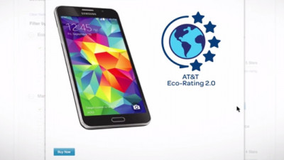 AT&T's Eco-Rating 2.0 Helps Consumers Understand Environmental, Social Impacts of Their Devices