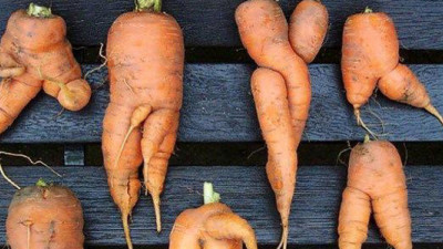 Asda's 'Wonky Veg' Campaign Aims to Show Ugly Produce Is 'Beautiful on the Inside'