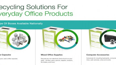 Grand & Toy, TerraCycle Launch National Office Products Recycling Program