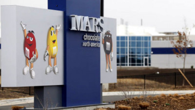 All of Mars' Chocolate Facilities are Now Certified Landfill-Free