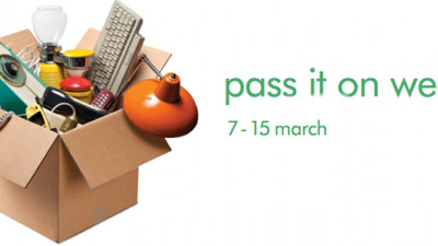 National Pass It On Week Encourages Scots to Get Swapping, Sharing and Donating