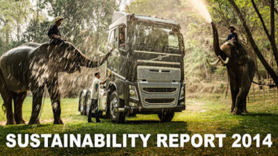 Volvo Bests Carbon Reduction Goal by 10M Tons