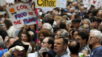 Admonishing Deniers, Religious Groups Openly Putting Their Faith in Climate Science