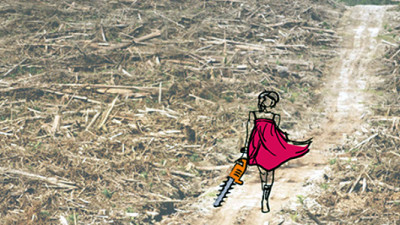 Pulp Nonfiction: 'Out of Fashion' Campaign Targets Apparel Brands Contributing to Deforestation