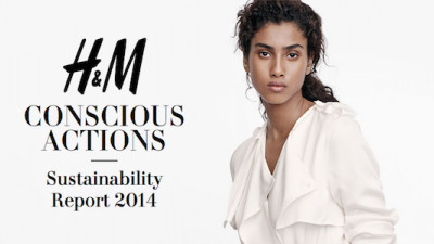 H&M's 2014 Sustainability Report Shows Progress With Garment Collection Program