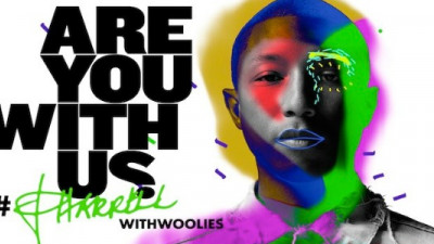 Woolworths Teams Up with Pharrell Williams, Asks South Africa 'Are You with Us?' on Sustainability