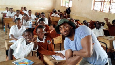 Prince Ea Partners with Stand For Trees to Activate Grassroots Climate Action
