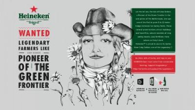 New Heineken Campaign Heralds 'Legendary 7' Sustainability Pioneers Behind Its Beer