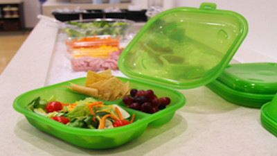 Startup Creates Reusable To-Go Containers for Food Service Industry