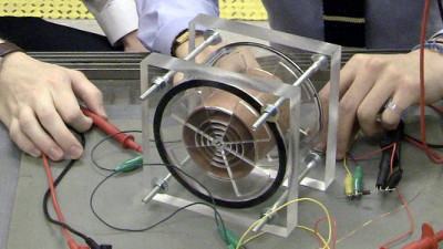 Purdue Students Develop Device That Harnesses Energy from Nuclear Waste