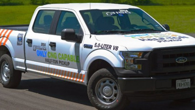 2016 Ford F-150 Comes with CNG/Propane Conversion Option, Reducing CO2 Emissions by 20%