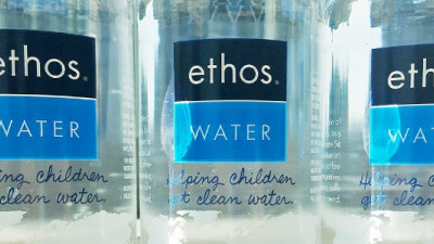 Starbucks Moving Ethos Water Operations Out of California; Walmart Faces Petition to Do the Same