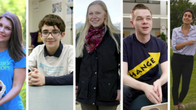 5 Teens' Hunger Relief Projects Earn $10-50K Through New General Mills Program