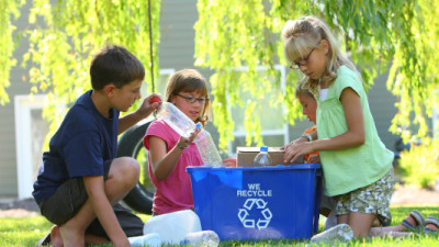 How Do We Create the Sustainable Leaders That We Need? Start by Inspiring Kids to Recycle