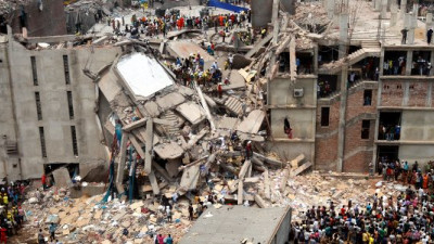 41 Factory Owners, Safety Officials Charged with Murder in Rana Plaza Tragedy