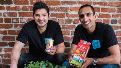 Back to the Roots Discusses $2 Million Investment From Top Food, Tech CEOs