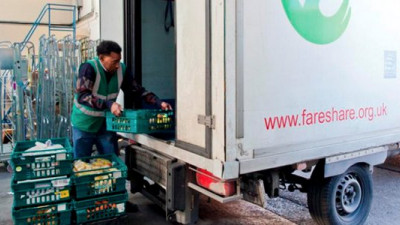 Tesco Fighting Food Waste by Redistributing Surplus to People in Need