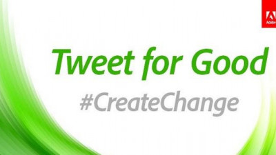 Adobe Wants You to Tweet For Good on World Environment Day