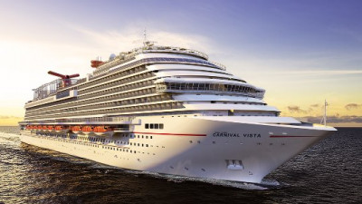 Carnival to Build Cruise Industry's First LNG-Powered Ships