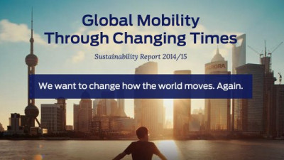 Ford Leaders Discuss New Sustainability Report, Environmental Achievements, Smart Mobility