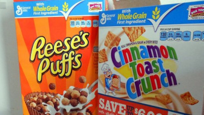 General Mills Removing Artificial Flavors, Colors from Cereals by End of 2016