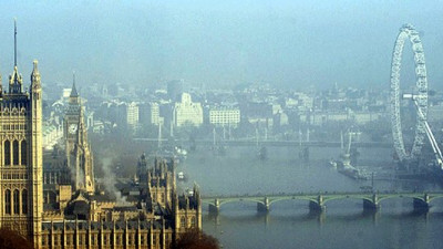 'Let's Make Air Pollution' Visible Campaign Aims to Improve UK Air Quality