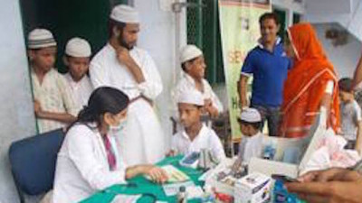 Social Enterprise Uses Mobile Technology to Deliver Healthcare in India