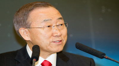 UN Secretary-General Calls on Businesses to Help Finance Sustainable Development