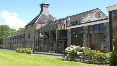 Biomass Boiler Helps Dewar's Distillery Cut CO2 by 90%