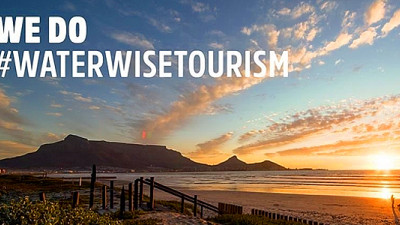South Africa Setting the Standard, Campaigning for #WaterWiseTourism