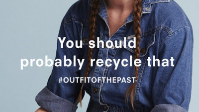 Reformation Partners with Community Recycling to Ignite Fashion Reuse Movement