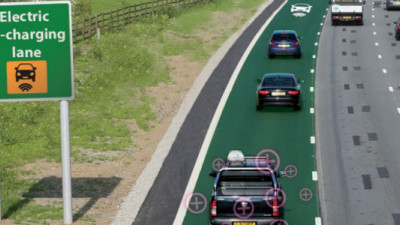 UK Trialing 'Electric Highways' That Will Wirelessly Charge EVs