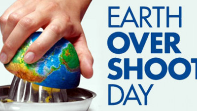 Happy Earth Overshoot Day (or Congrats - We're Overdrawn Even Further Ahead of Schedule)!
