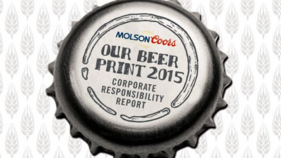 Latest 'Our Beer Print' Report Shows Molson Coors' Continued Progress Toward 2020 Targets