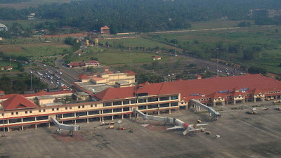 Indian Airport Becomes World's First to Operate Solely on Solar