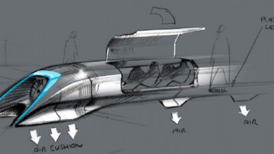 Musk's 'Hyperloop' on Track to Start Construction in 2016