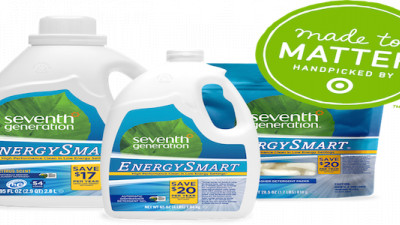 Seventh Generation Detergents Join Target's 'Made to Matter' Collection