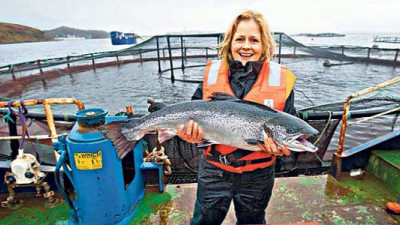 Cheap, Possibly Sustainable? Ethics of Fish Farming Questioned as Cargill Invests