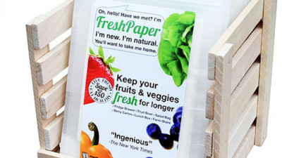 Help FreshPaper Spread the Word About Its Food-Saving Potential to 100M Super Bowl Viewers