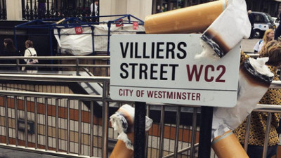 Brilliant Behavior Change Campaign Helping Put a Dent in London Litter