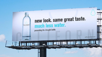 Conceptual Water Company's Bottles Are as Empty as California's Reservoirs