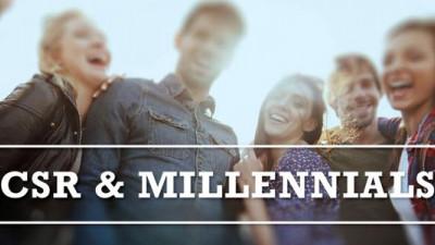 Study: Millennials Are Strongest CSR Supporters in U.S.